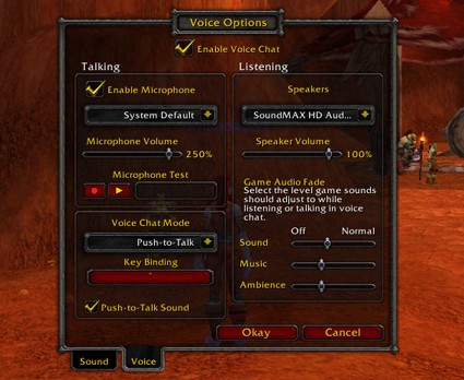 Download Using Wow In Game Voice Chat - backupdubai